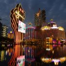 Macau Reflection