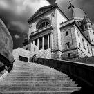 Chemin vers l'Oratoire
