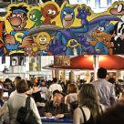 El gran Ibañez en el salón del comic de Barcelona