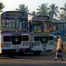 Pelawata bus stand