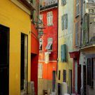Colours of old Nice