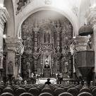 Inside San Xavier