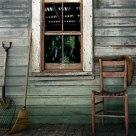 Sweep the Porch & Rake the Yard