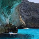Blue Caves