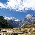 Yulong Mountain (Jade Dragon Snow Mountain), Yunnan, China