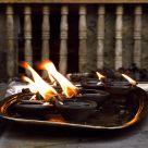 Incense tray, Gangaramaya Temple