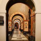 Arcos en la Iglesia.