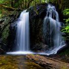 Homesite Creek Waterfall
