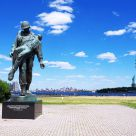 Brave soldiers monument @ Liberty State Park