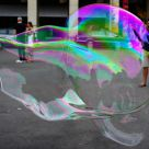 Big bubble....