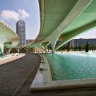 Puente de la ciudad de las Artes y las Ciencias