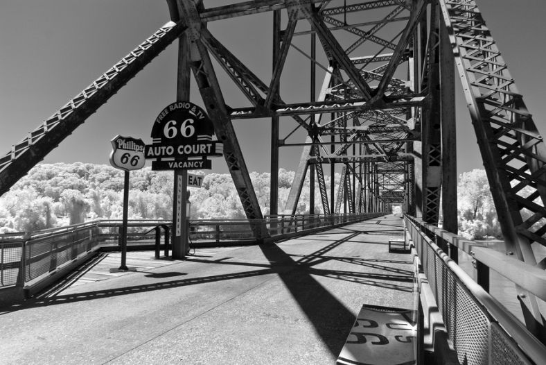 Old Route 66 Bridge