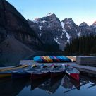 Moraine Lake Boathouse