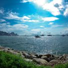 West Kowloon waterfront, HK