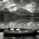 Strbske pleso (Strbske Mountain-Lake)