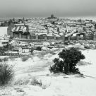 Ávila under the snow