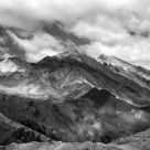 Andes B&W