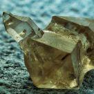 Double quartz crystal, 9 mm