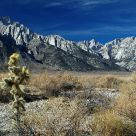 Lone Pine Peak and Mt Whitney
