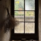 window from a watermill