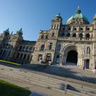 The Parliment Building, Victoria, BC in Canada