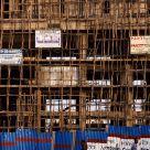 Mangrove scaffolding, Addis Ababa