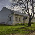 Monastery refectory