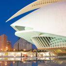 La Ciudad de las Artes y de las Ciencias