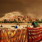 Storm @ Aït Ben Addou Morocco