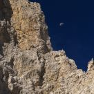 La Luna lassù