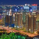 Night. Taipei.