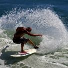 Surfing Cut-back