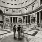 Inside the Pantheon (Rome)