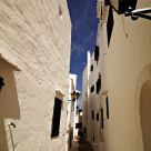 Streets of a town in Menorca - 2