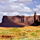 Late afternoon, Monument Valley