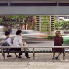 Bangkok bench