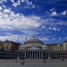 Piazza Del Plebiscito -Napoli-