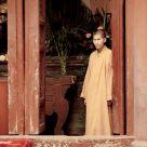 White Horse Temple Monk