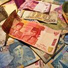 The Indonesian rupiah