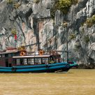 Vietnamese boat