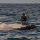 Kite panning