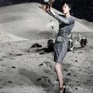 Fly Me to the Moon Harper's BAZAAR