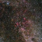 Milky Way in Cygnus