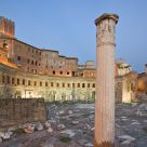 Rome Forum by nigth