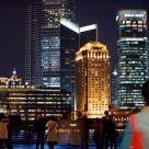 Shanghai China along the Bund