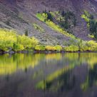 Convict Lake Autumn Reflection
