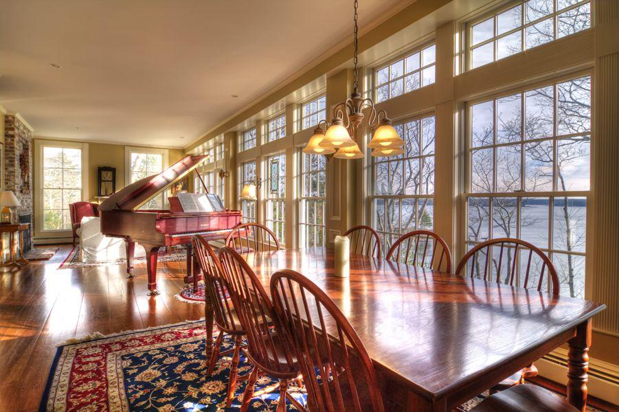 Atlantic dining room