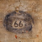 Route 66 Graffiti