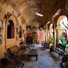 a palace hotel in Jaisalmer