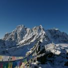 Prayer Flags at Gokyo Ri